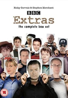 Extras: The Complete Boxset