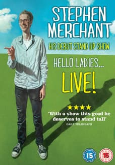 Steve Merchant - Hello Ladies
