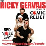 The Ricky Gervais Guide to Comic Relief