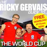 The Ricky Gervais Guide to The World Cup