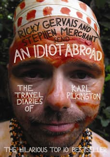 The Travel Diaries of Karl Pilkington